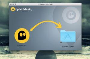 Cyberghhost Installation mac