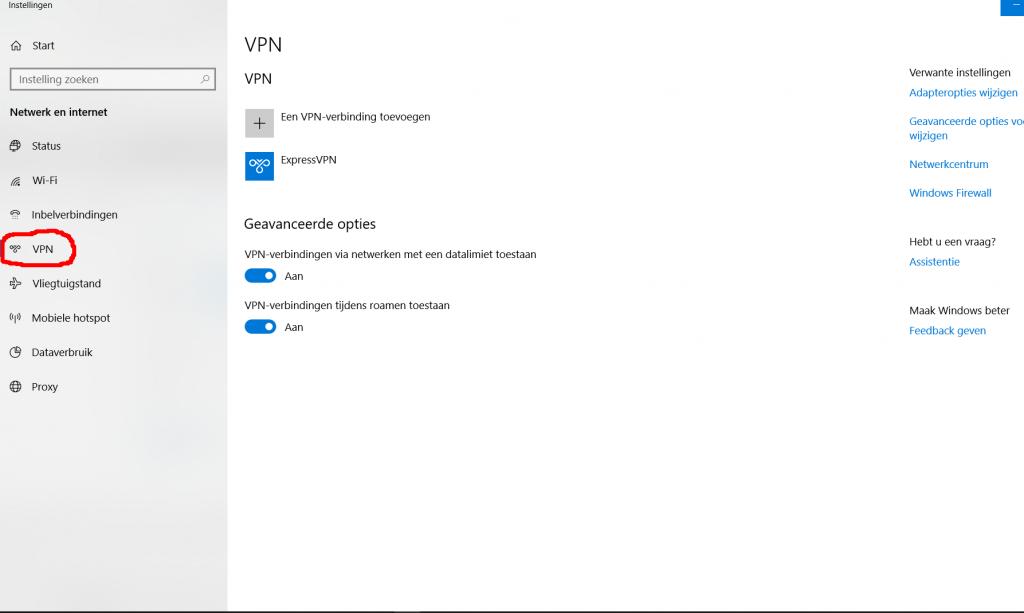 Vpn Verbinding Windows 10 Beste Keuze En Stappenplan Voor