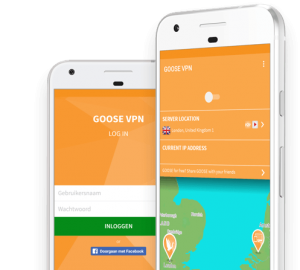 Android app GOOSE VPN