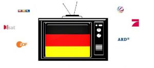 Duitse tv in Nederland kijken