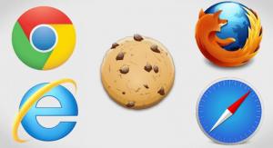 Cookies verwijderen en instellen