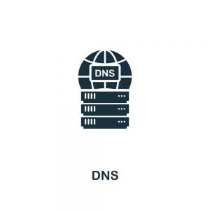 DNS lek test