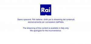 Rai Uno in Nederland kijken