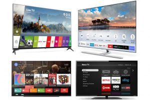 Smart tv merken met VPN