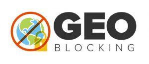 Geografische blokkade