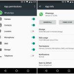 App rechte android