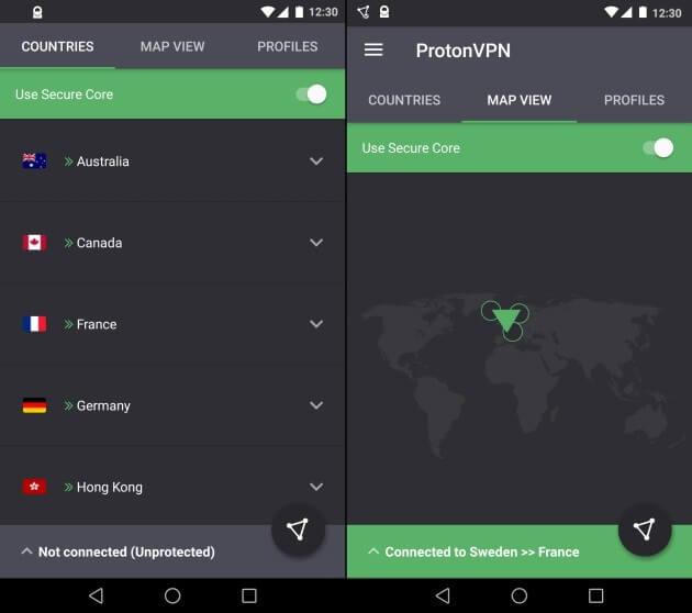 ProtonVPN Android