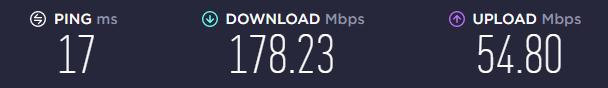 snelheid VPN server Duitsland van NordVPN
