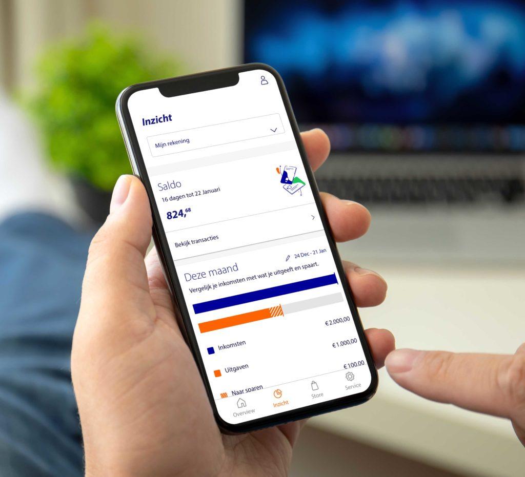 Rabobank mobiel bankieren app