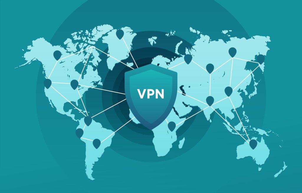 VPN servers wereldwijd