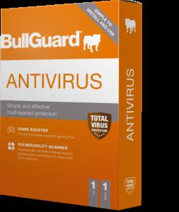Bullguard antivirus logo