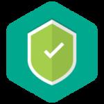 Kaspersky virusscanner logo